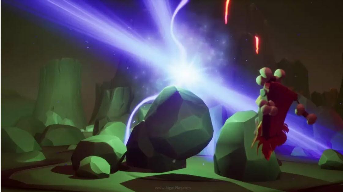 Uka-Uka menggunakan seluruh kekuatannya untuk mengembalikan N. Tropy dan Neo Cortex.