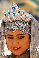 emerald tiara queen saleha brunei princess hafizah