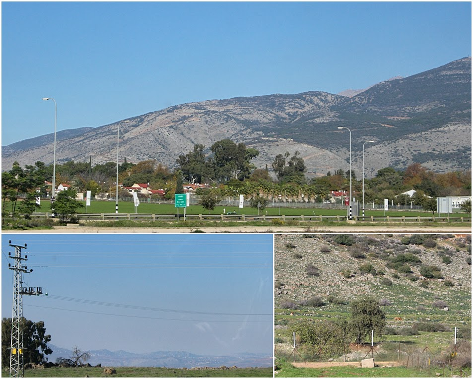 Golan Heights (Bashan): Things To Do in Israel