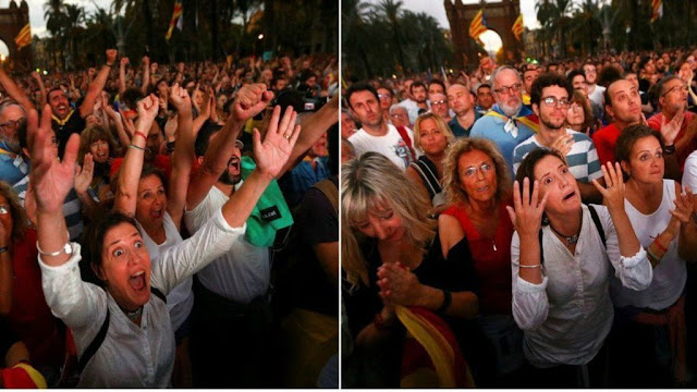 independencia, Catalunya, 8 segons, 8 segundos