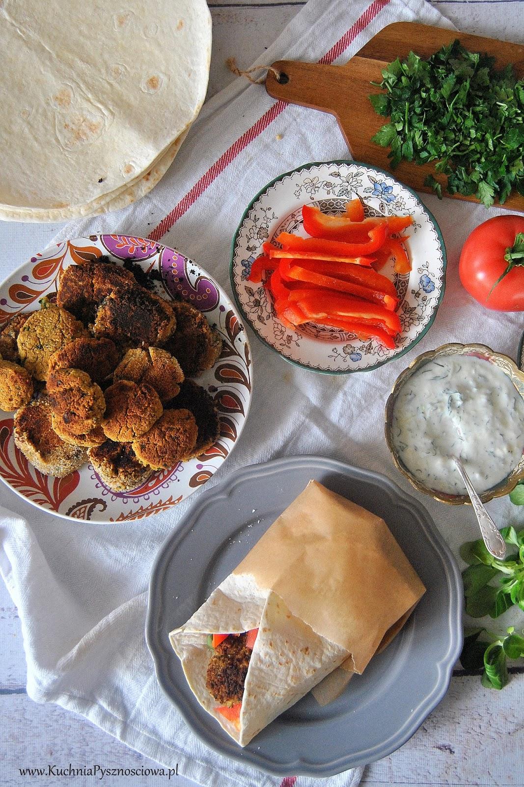 578 Domowy Falafel Kuchnia Pysznosciowa Blog Kulinarny