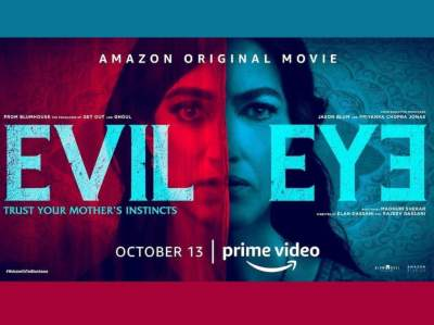 Evil Eye (2020) Dual Audio Movie Hindi Dubbed 480p