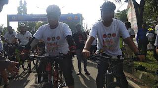 DPRD Kab Cirebon Apresiasi Milenial Safety Road Festival