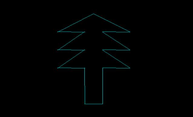 draw a polygon,polygon absolute,polygon relative,draw a polygon using polygon absolute concept in computer graphics,draw a polygon using polygon absolute concept in c graphics