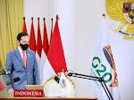 Tahun Depan Indonesia Jadi Presiden G20