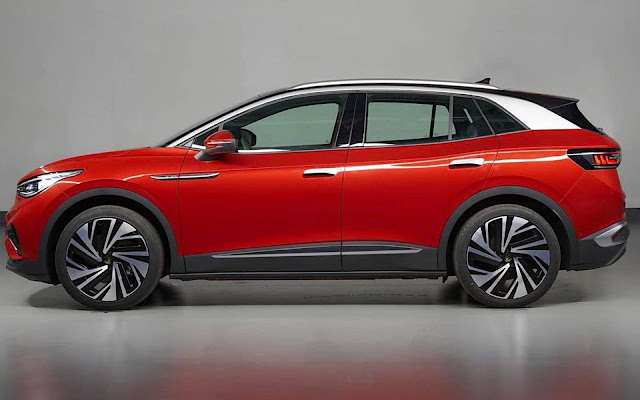 VW ID.4: SUV elétrico começa a ser produzido em série