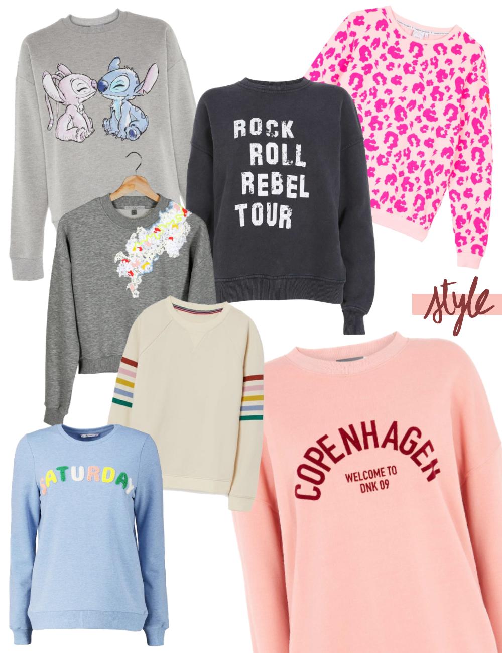 The Sweatshirt - my top picks