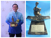 Pocholo-receives-Best-Book-on-Professions-Award-at-the-36th-National-Book-Awards-in-the-Philippines