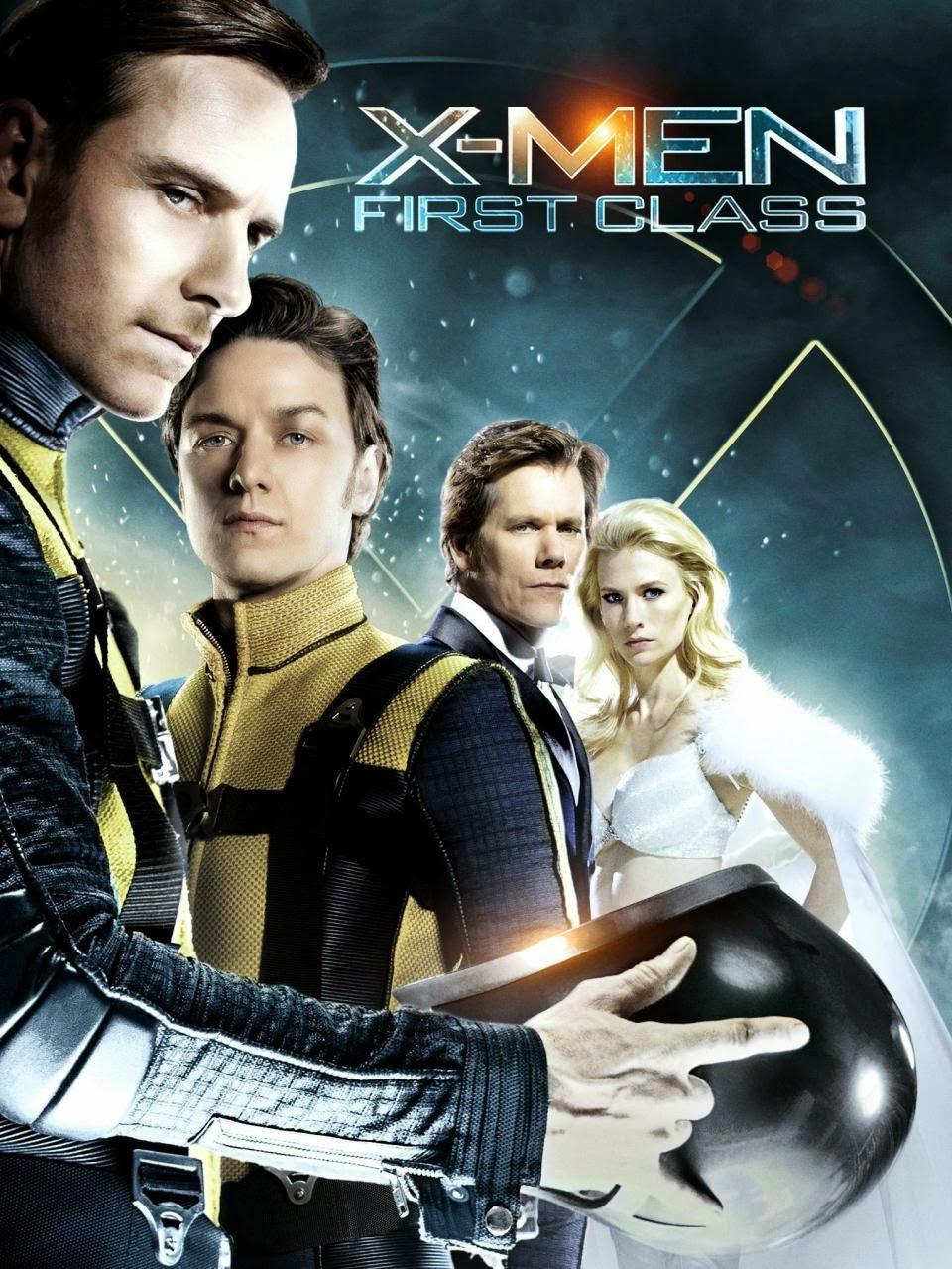 X-Men 5 First Class เอ็กซ์เมน รุ่น 1 [HD][พากย์ไทย]