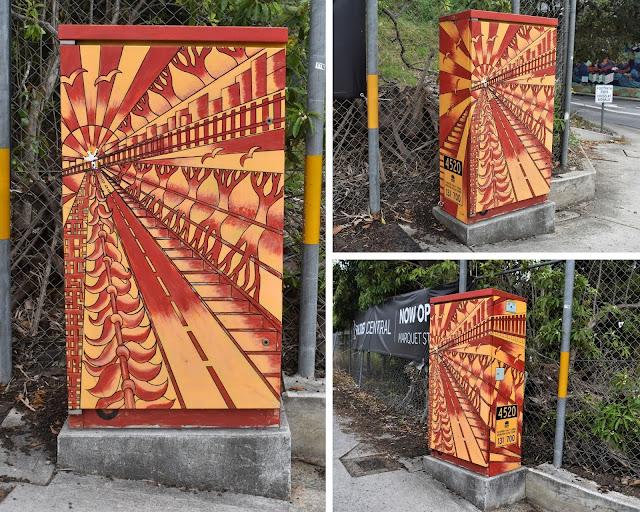 Rhodes Signal Box Art   Matt McLarty