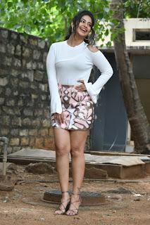 avika gor Pictures raju gari gadhi 3 trailer launch 50