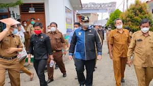 Vandiko Gultom Pimpin Rapat dan Simulasi Seleksi CASN di Pemkab Samosir