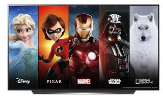 """LG oled CX 77"""" 4K smart TV"""