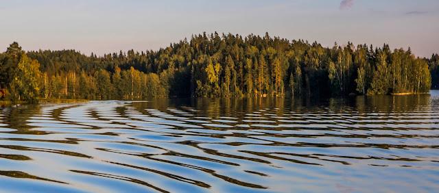 Saimaa Canal, Finland (photo Ninara)