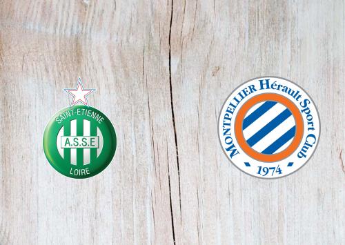 Saint-Etienne vs Montpellier -Highlights 01 November 2020