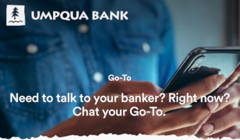 Umpqua Bank Go-To