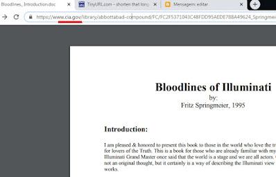bloodlines illuminati CIA