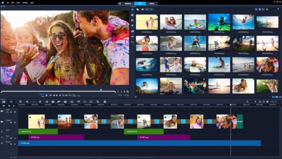 Corel Video Studio 2021