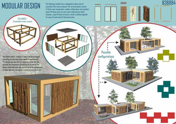 Architectural Interior Design Presentation Board ...