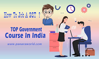 GST Certification Course By India