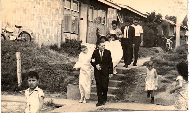 Más que imagenes: Foto historia de Ipís, Goicoechea