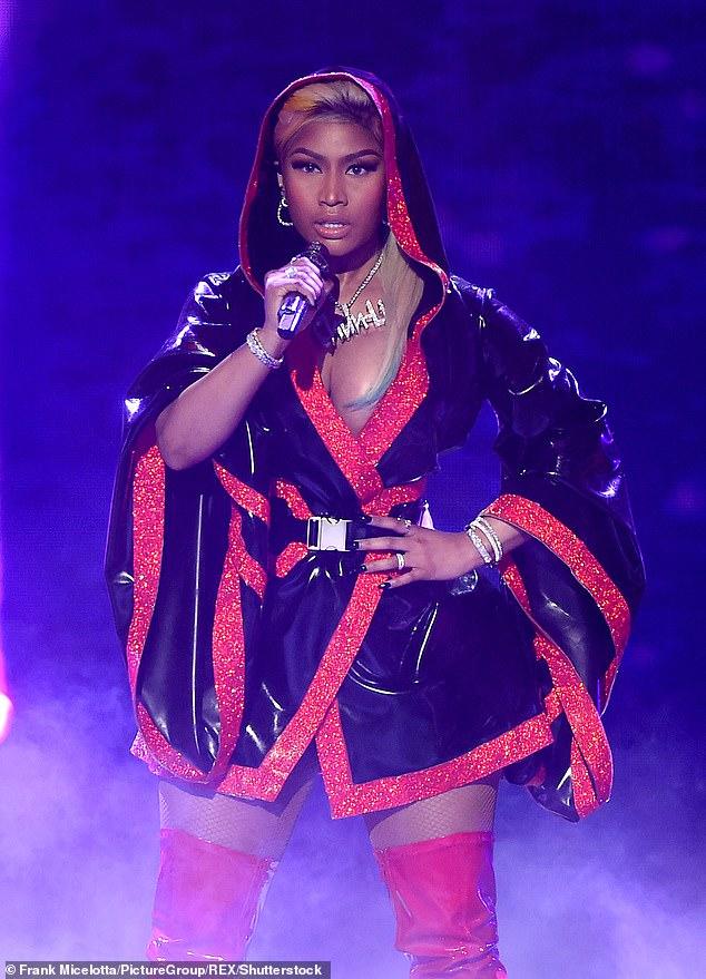 Cardi B debunks rumors that her new track 'Money' was a diss track against Nicki Minaj