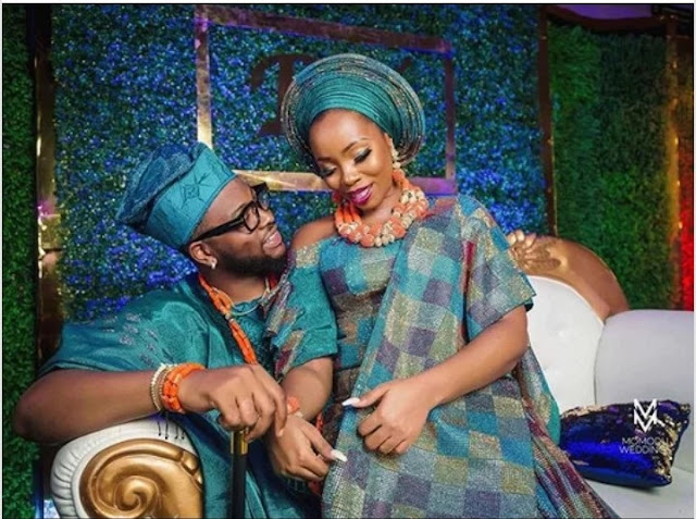 BBNaija Lovers, Teddy-A And Bambam's White Wedding Set To Hold