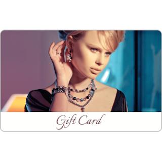 card de cumpărături bijuterii