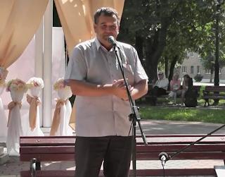 """""""Ганцевичский фестиваль"""" (Пётр Семинский)"""