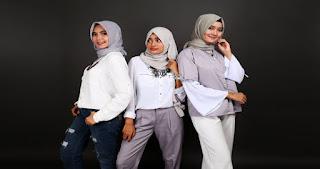 Model Baju Wanita Muslim Terbaru yang Simpel dan Kekinian