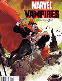 Marvel Vampires Poster Book