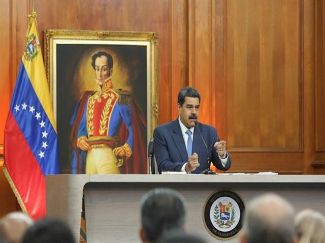 """Maduro sobre demanda a EE. UU. en La Haya: """"Esperamos que retiren todas las medidas coercitivas"""""""