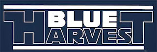 blue harvest logo