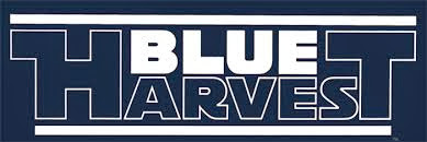 blue harvest logo from Jedi