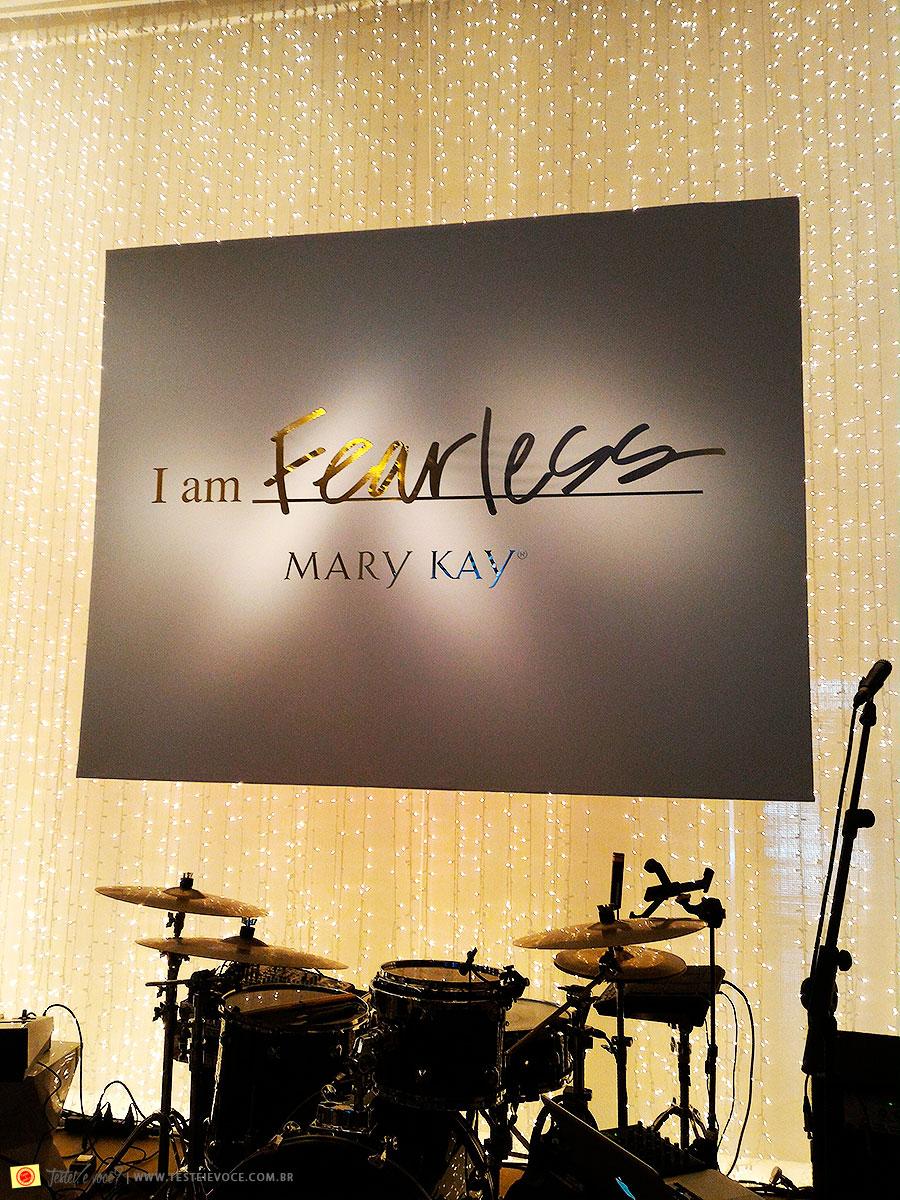 Evento: Fragrâncias Fearless - Mary Kay