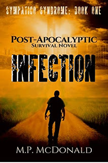 Infection: A Post-Apocalyptic Survival Novel by M.P. McDonald book promotion sites