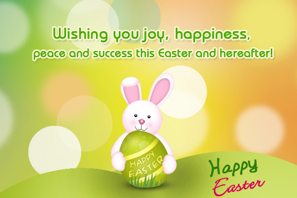 Easter Greeting Card 2016