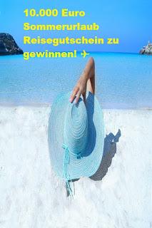 Gutschein für Sommerurlaub zu gewinnen