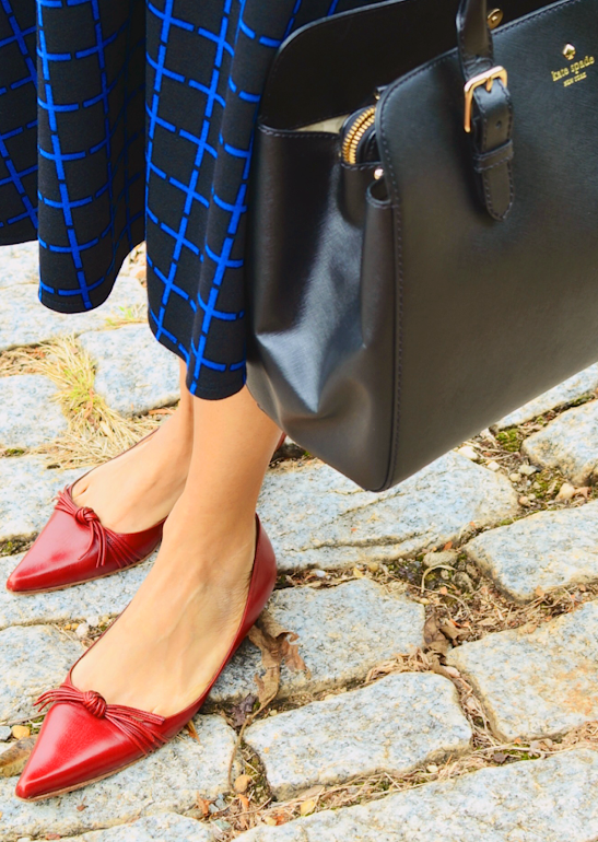 Pointy shoes trend