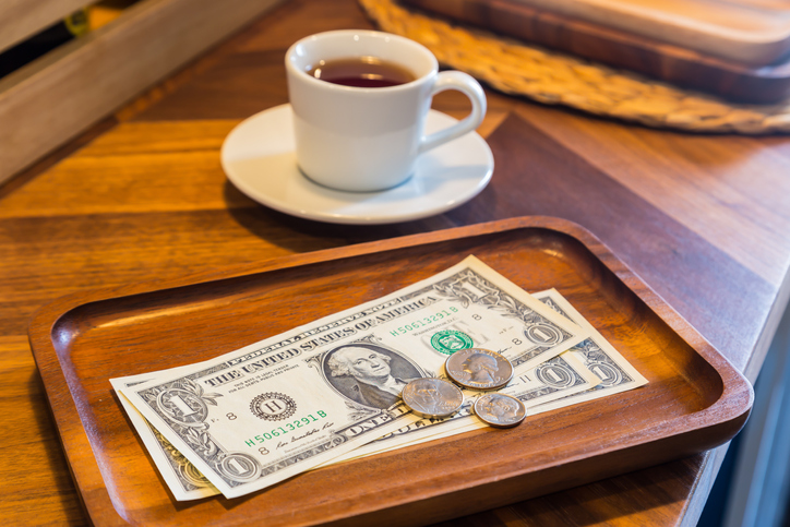 How Will Tipping Work in a Cashless Hotel