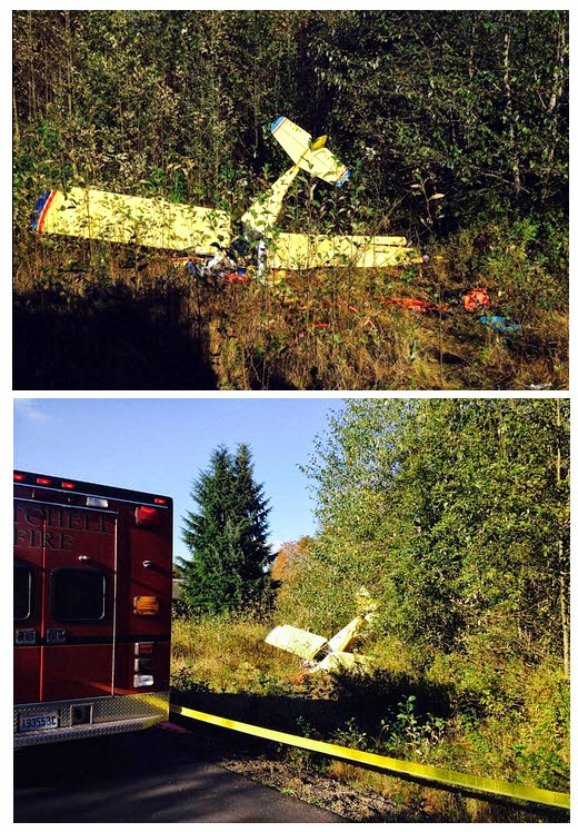 Kathryn's Report: Kitfox III, N307KF: Fatal accident
