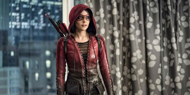 Thea retornará na temporada final de Arrow