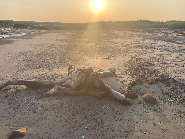 Doohoma Beach Sunset