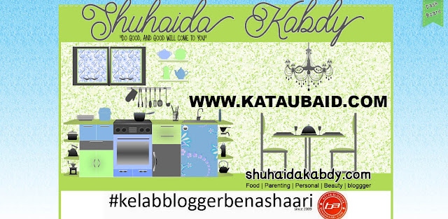 [ REVIEW BLOG ] BLOG SHUHAIDA KABDY