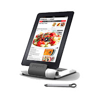 Women's Christmas Gift Guide - Tech Gifts for Women - iPrep Tablet Stand for the Kitchen