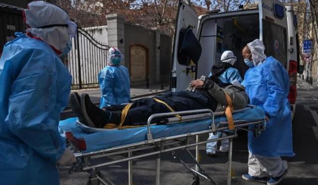 Kasus Wabah Virus Corona Di China Tembus 37 Ribu dan 811 Meninggal Duania