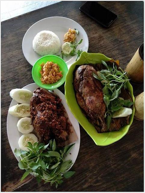 Bebek Songkem Pak Salim;10 Top Kuliner Bangkalan