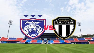 Live Streaming JDT vs Terengganu Piala Malaysia 20.10.2018
