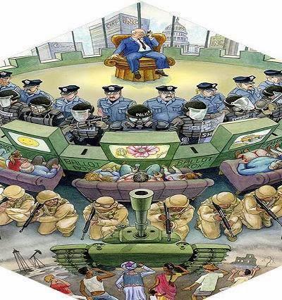 Las mayores organizaciones criminales del mundo son los Gobiernos.