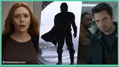 The Falcon And The Winter Soldier Are Restricted May Not Launch In August